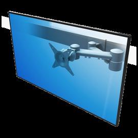 Brazo de riel 1 monitor - ViewMate