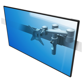 Soporte ViewMate de riel para 1 monitor