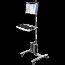 Soporte móvil ViewMate Workstation