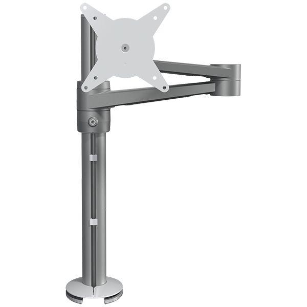 Brazo de mesa 1 monitor 350mm viewlite for Soporte monitor mesa